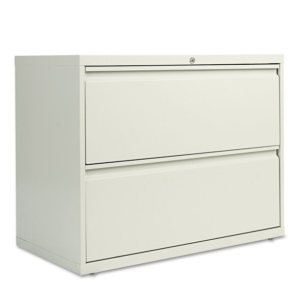 2-Drawer Lateral Filing Cabinet by Alera®2-Drawer Lateral Filing Cabinet by Alera®