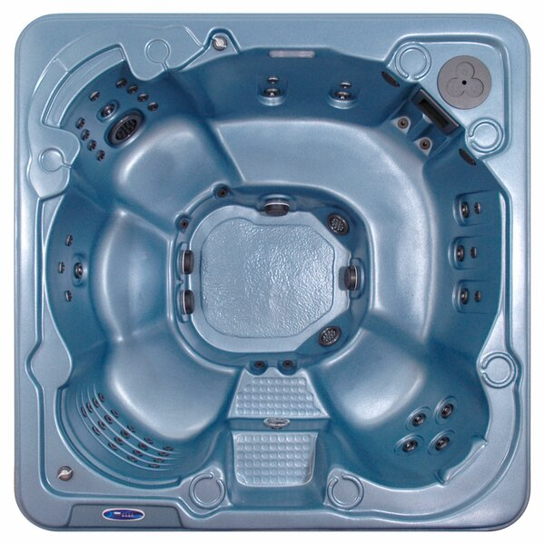 Barbados 8-Person 70-Jet Spa by QCA Spas