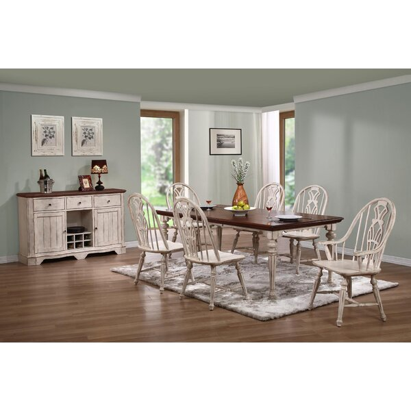 Thibaut 8 Piece Dining Set by One Allium Way