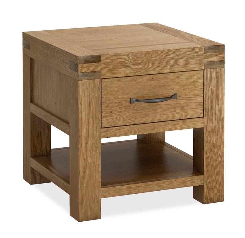 alpenhome beistelltisch cloudcroft mit stauraum. Black Bedroom Furniture Sets. Home Design Ideas