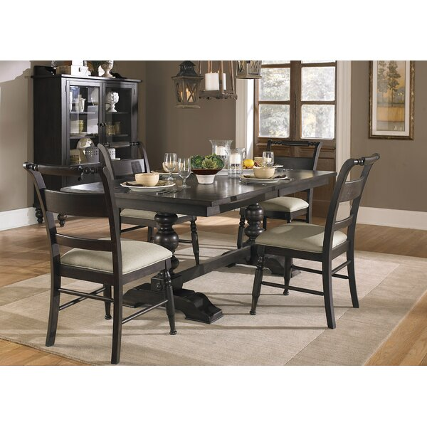 Lloyd 5 Piece Extendable Dining Set by Darby Home Co