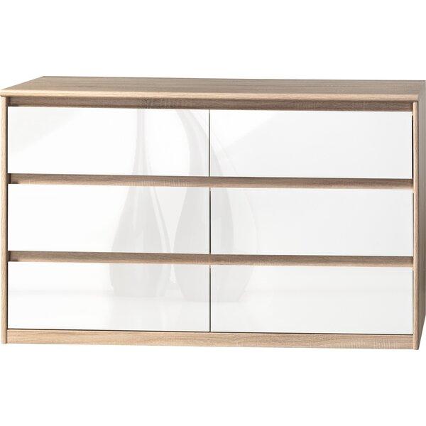 Walraven 6 Drawer Double Dresser by Latitude Run