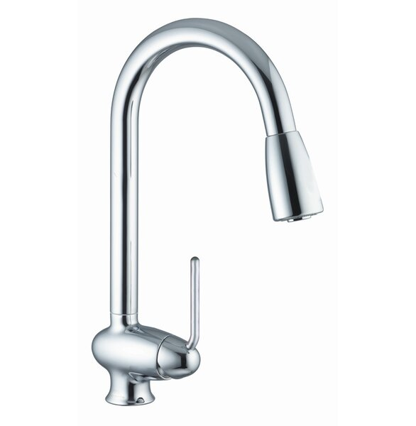 Pull Out Single Handle Kitchen Faucet by Fima by Nameeks