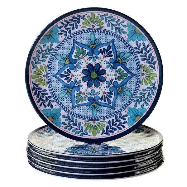 Bezu 11 Heavy Weight Melamine Dinner Plate (Set of
