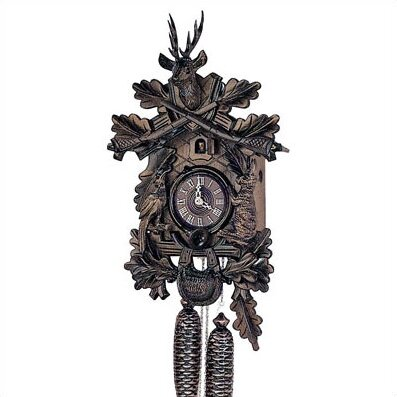 Traditional Cuckoo Wall Clock by Schneider