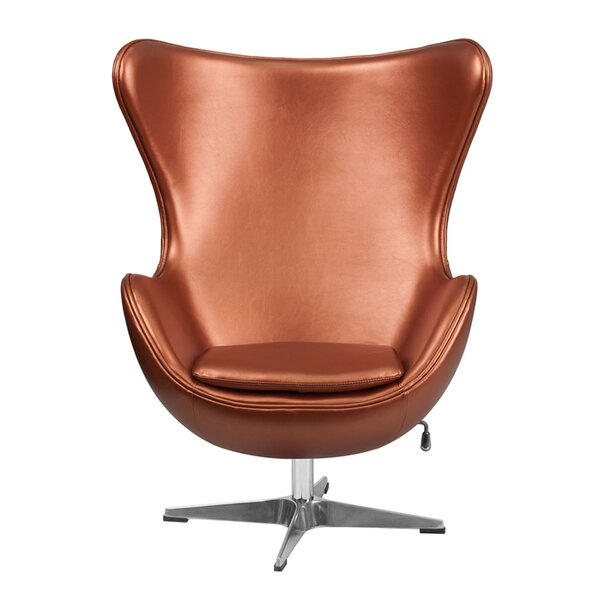 Carlson High-Back Executive Chair by Brayden Studio
