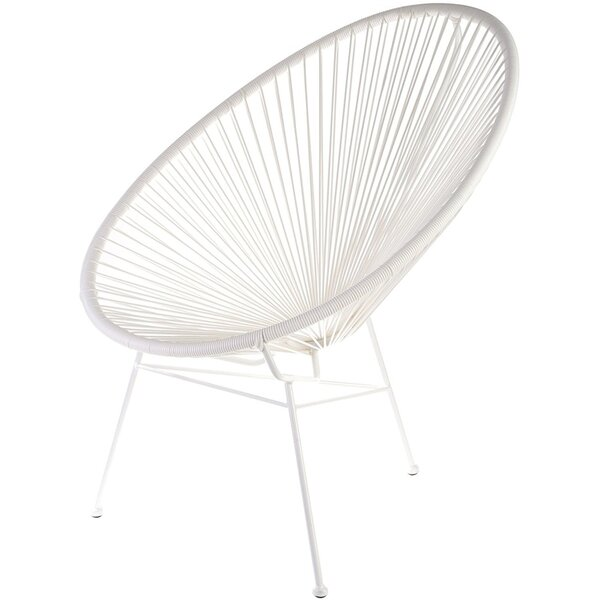 Bradley Acapulco Patio Dining Chair by Ivy Bronx
