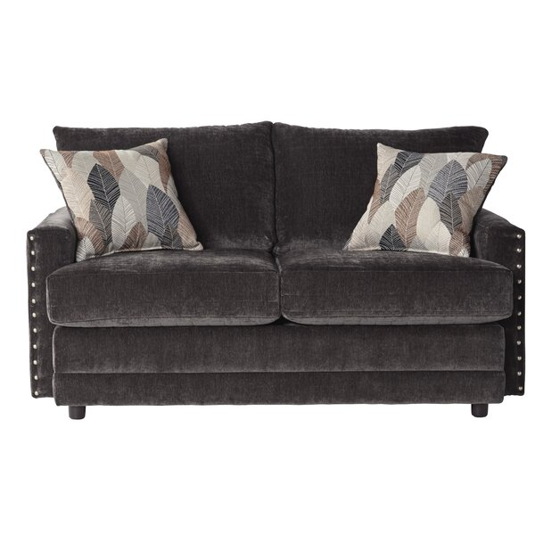 Hesse Loveseat By Charlton Home Best Design