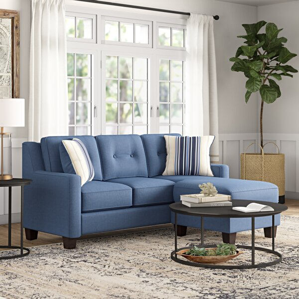 Micah Reversible Sectional by Andover Mills