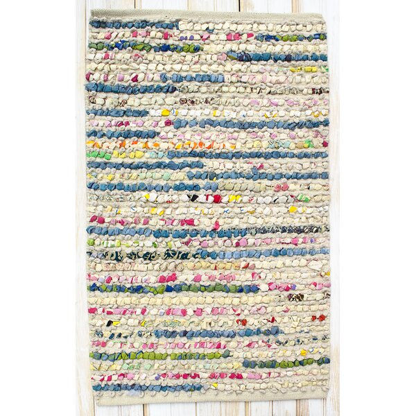 Staccato Ivory Area Rug by CLM