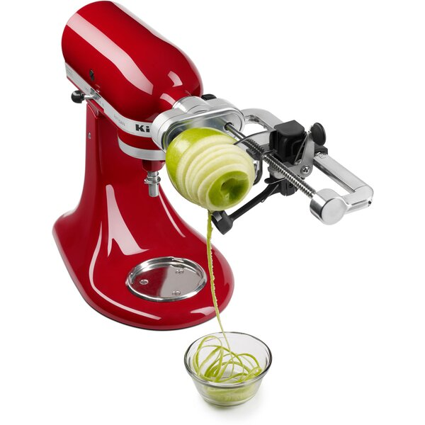 Stand Mixers Spiralizer Attachment by KitchenAid