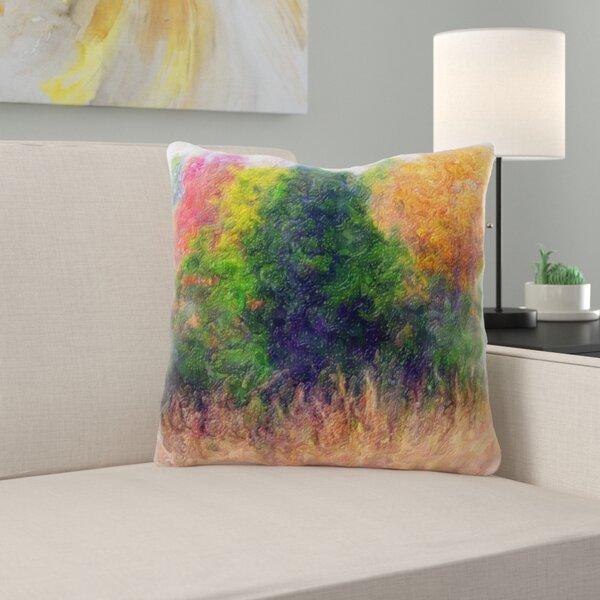 Martinson Painting Throw Pillow