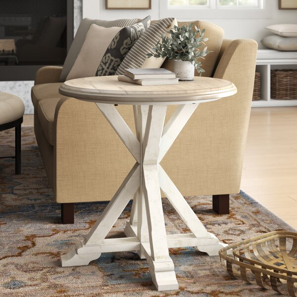 Liana End Table by Birch Lane™ Heritage
