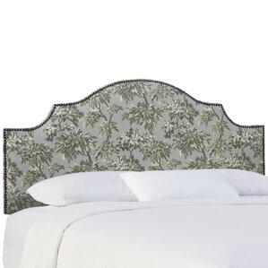 Tindell Upholstered Panel Headboard by Darby Home Co