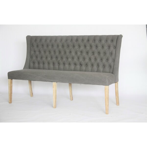 Ussery Upholstered Bench by Red Barrel Studio Red Barrel Studio
