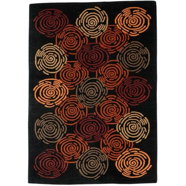 Esquire Flower Area Rug by Acura Rugs
