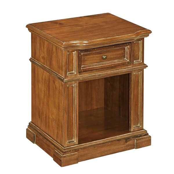Landisville 1 Drawer Nightstand by Darby Home Co