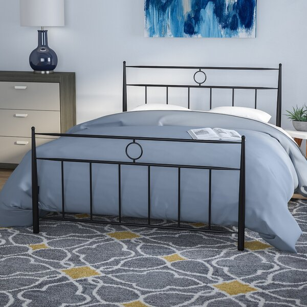 Villela Platform Bed by Latitude Run