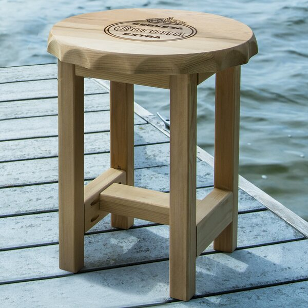 Bottlecap Side Table by Corona
