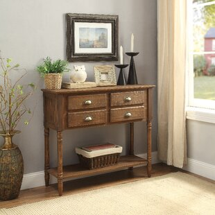 Peyton 4 Drawer Console Table By Crestview Collection