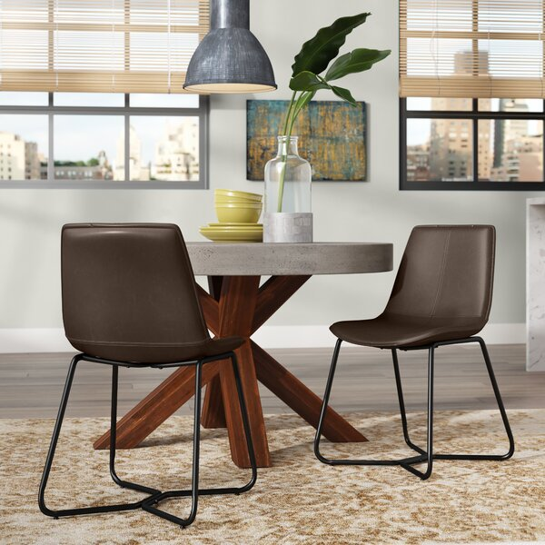 Laureen Upholstered Dining Chair (Set of 2) by Williston Forge