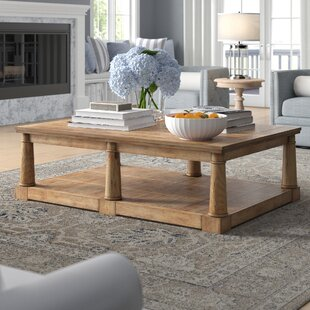 Best Price Newsome Coffee Table By Three Posts