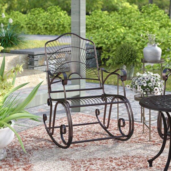 Nocona Rocking Chair by Fleur De Lis Living