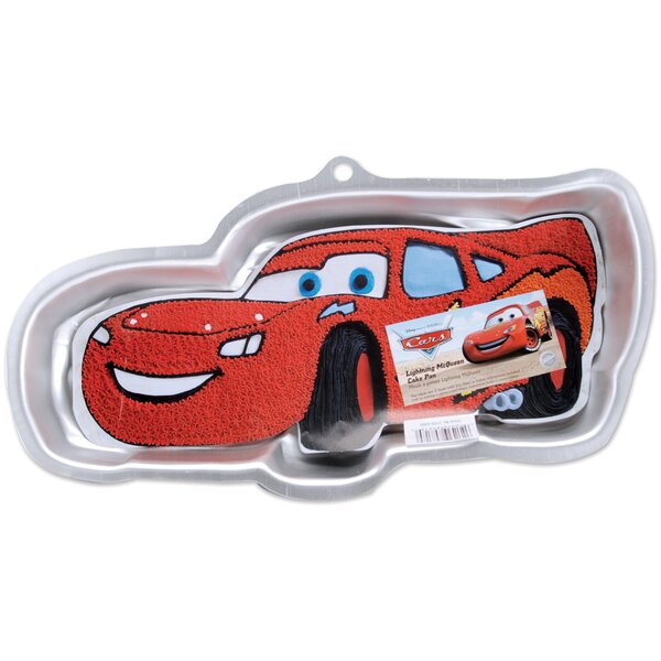 Cars Novelty Cake Pan by Wilton