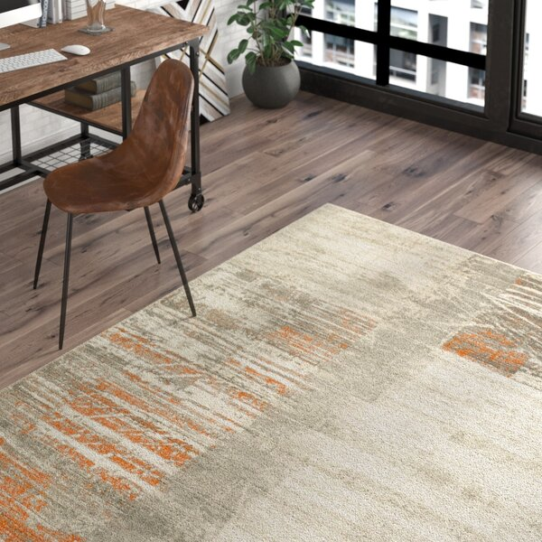 Chartwell Gray Area Rug by Trent Austin Design