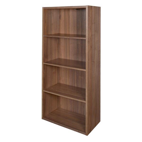 Hilburn Standard Bookcase by Red Barrel Studio