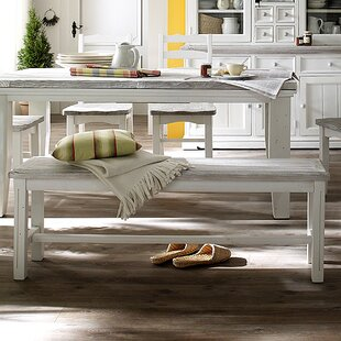 Elegant Opia Wood Kitchen Bench
