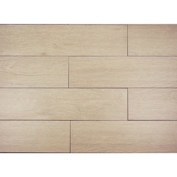 Norway Series 6 x 36 Porcelain Field Tile in Beiga by RD-TILE