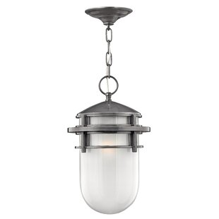 Best Reviews Reef 1-Light Outdoor Pendant By Hinkley Lighting
