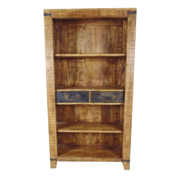 Theodore Standard Bookcase by Millwood Pines