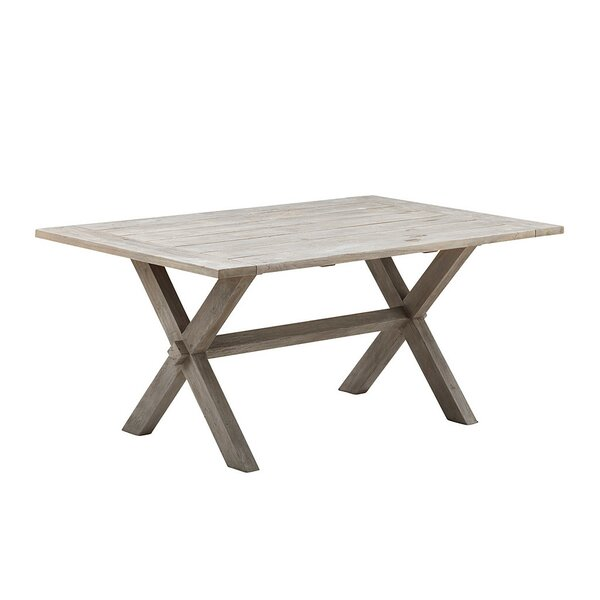 Affaire Teak Dining Table by Sika Design