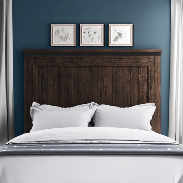 Sallie Panel Headboard by Greyleigh