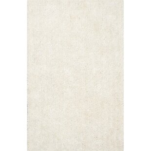 Affordable Maya Hand-Tufted/Hand-Hooked Off White Area Rug By Willa Arlo Interiors