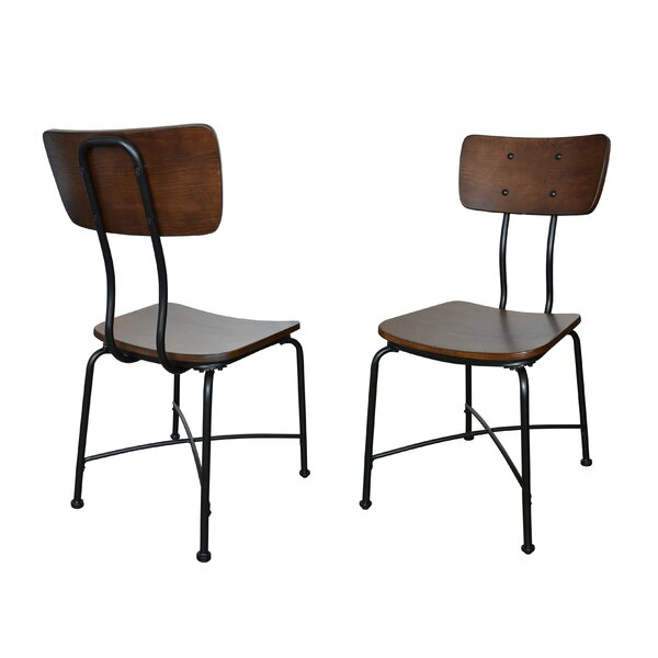 Becker Dining Chair (Set of 2) by Williston Forge
