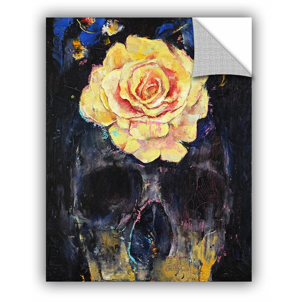Michael Creese Forgotten Wall Decal by ArtWall