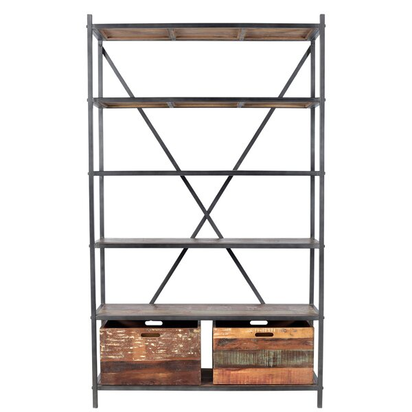Minerva Etagere Bookcase by Gracie Oaks