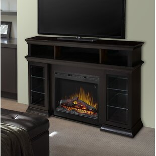 Buy luxury Bennett TV Stand for TVs up to 60 with Fireplace By Dimplex