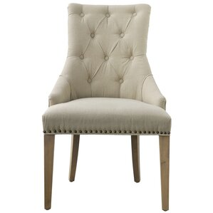 Solid Wood Dining Chair by A&B Home