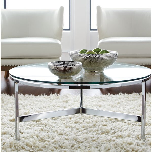 Imala Coffee Table By Everly Quinn