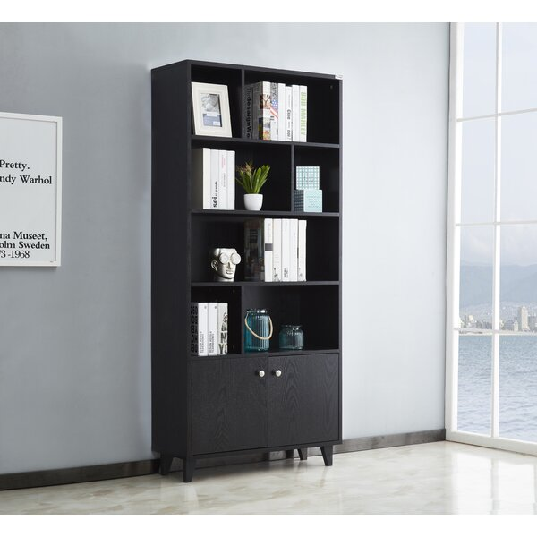 Adolpha Standard Bookcase By Latitude Run