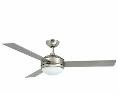 2-Light Bowl 3 Blade Ceiling Fan by Brayden Studio