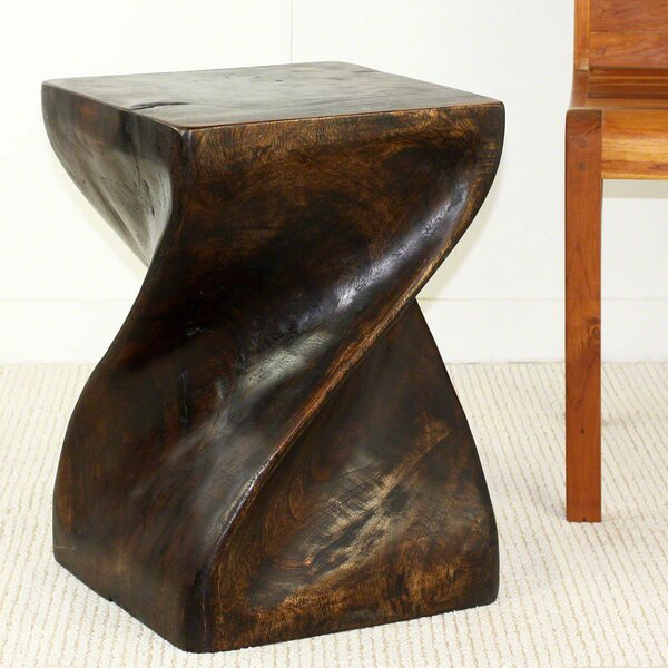 Lawlor Big Twist End Table By Union Rustic