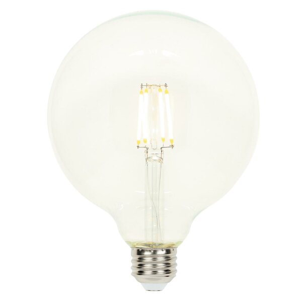 5W E26 Dimmable LED Globe Light Bulb by Westinghouse Lighting