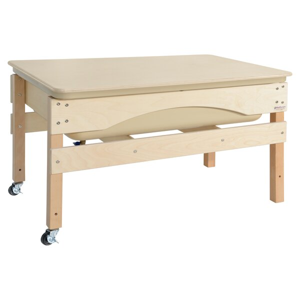 Absolute Sand and Water Table by Wood Designs