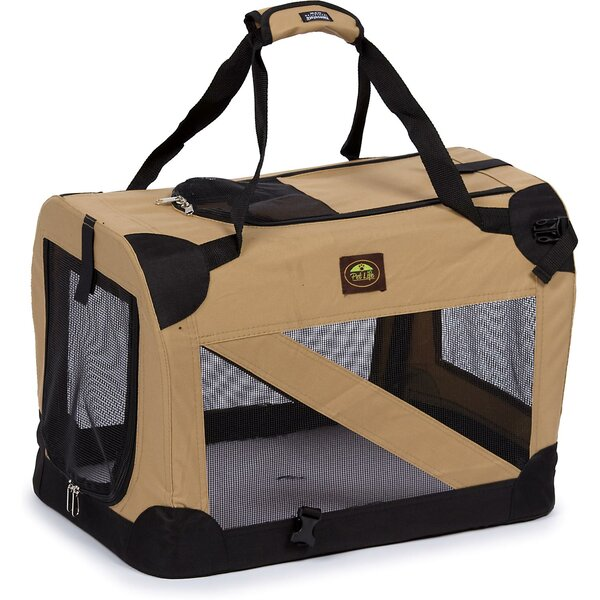 Zippered 360° Vista View Pet Carrier by Pet Life