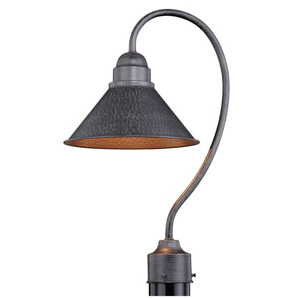 Zuleika Outdoor 1-Light 20 Post Light by Laurel Foundry Modern Farmhouse